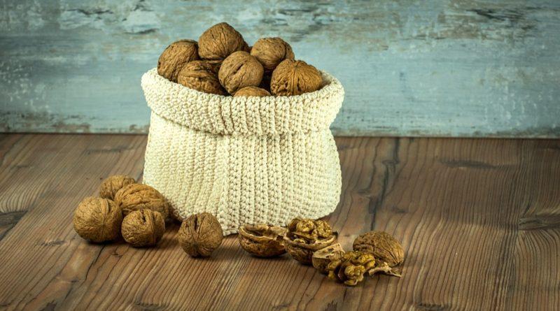 Síla vlašských ořechů