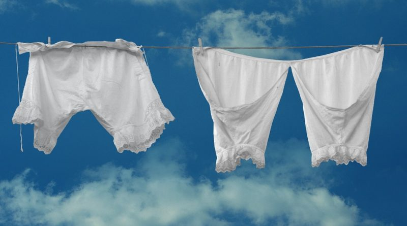 Kde s mokrým prádlem?