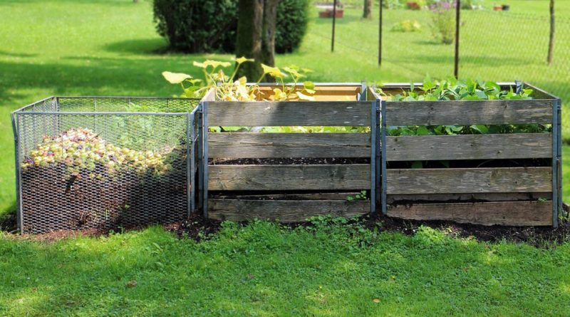 Vybíráme kompostéry do každé zahrady
