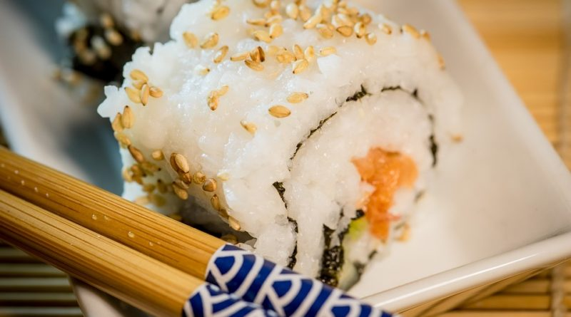 Rady, jak jíst sushi jako Japonec